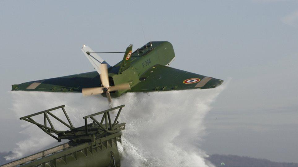 Έπεσε κατασκοπευτικό αεροπλάνο που έψαχνε τους Αλβανούς δραπέτες