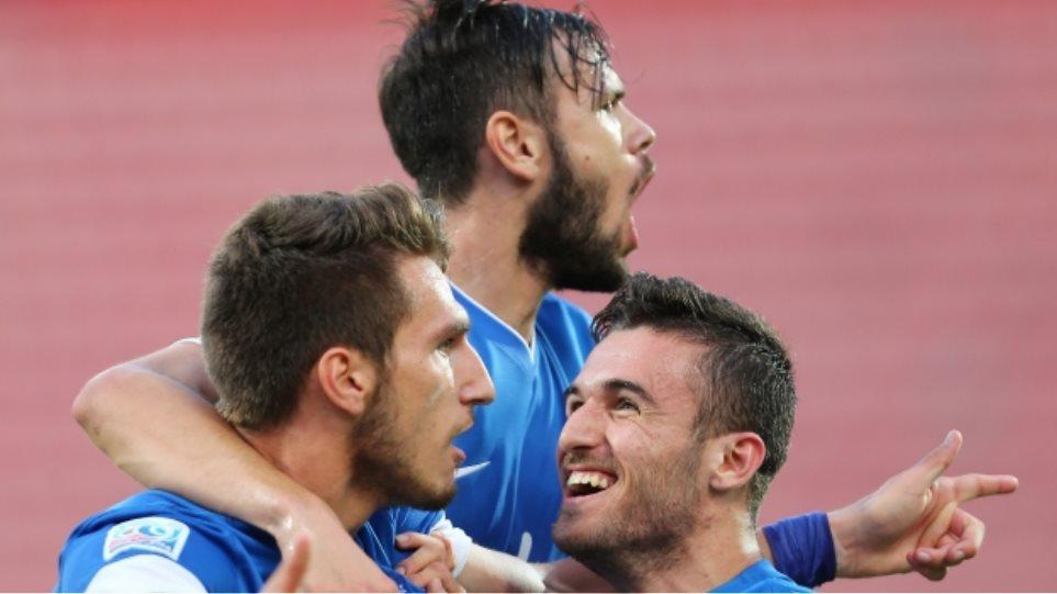 Παγκόσμιο Κύπελλο Νέων: Ελλάδα-Ουζμπεκιστάν 1-3 (τελικό) και αποκλεισμός από την επόμενη φάση
