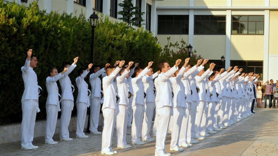 Για πρώτη φορά γυναίκα αρχηγός στη Σχολή Ναυτικών Δοκίμων