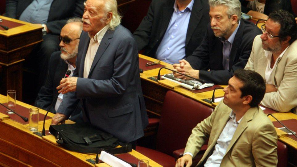 Πρόταση Εξεταστικής Επιτροπής από τον ΣΥΡΙΖΑ για το «λουκέτο» στην ΕΡΤ