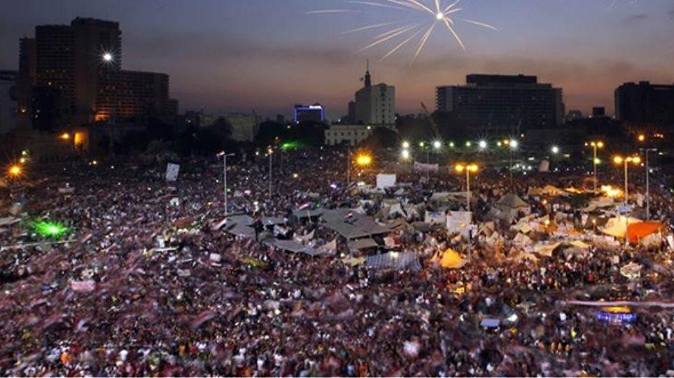 Αίγυπτος: Ο στρατός καθαίρεσε τον Μόρσι