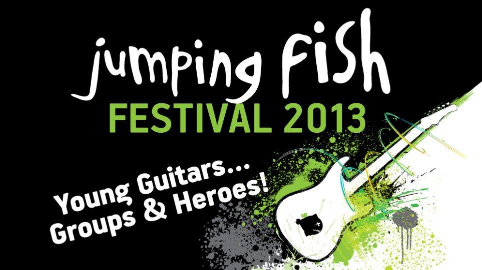 Το Jumping Fish Festival για πρώτη φορά στην «Τεχνόπολη»