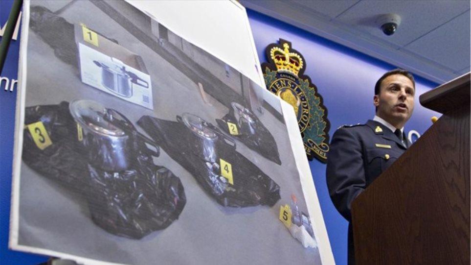 Τρομοκρατικό χτύπημα «εμπνευσμένο» από την Αλ Κάιντα απετράπη στον Καναδά