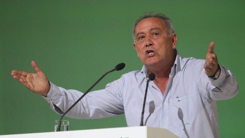 Νέα επίθεση Παναγιωτακόπουλου για το «δεξιό κρεσέντο» κατά του Ανδρέα