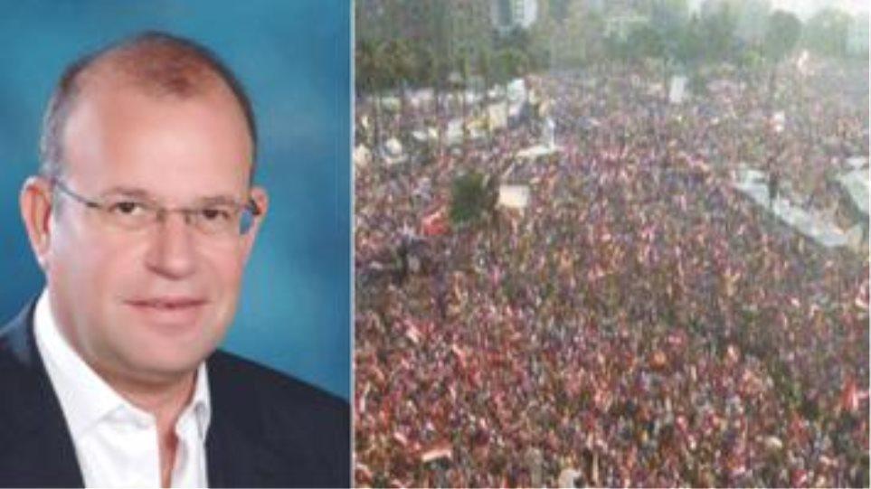 Τι είπε για τους Έλληνες της Αιγύπτου ο πρόεδρος του ΣΑΕ