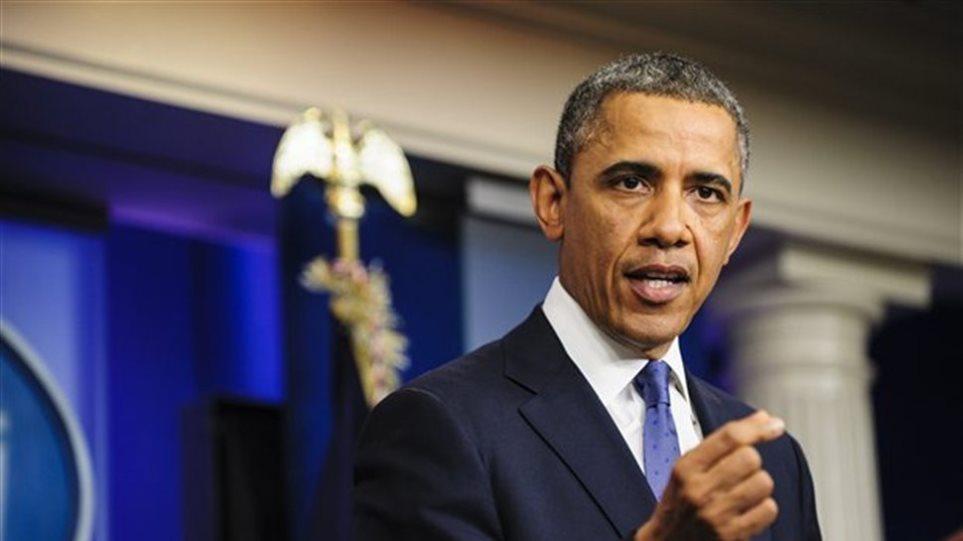 Ομπάμα: Ο στρατός να προστατεύσει τα δικαιώματα των Αιγυπτίων πολιτών
