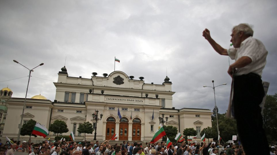 Βουλγαρία: Συνεχίζονται οι αντικυβερνητικές διαδηλώσεις