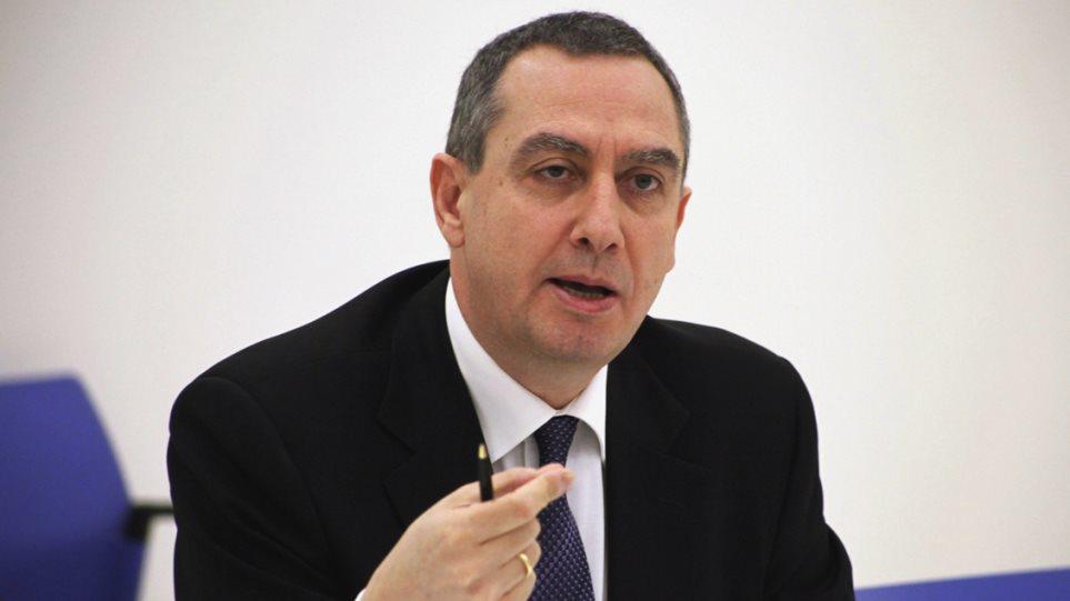 Νομοσχέδιο για το πολιτικό χρήμα προανήγγειλε ο Γ. Μιχελάκης