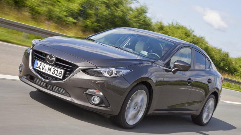 Αποκάλυψη: Το νέο Mazda3 sedan!