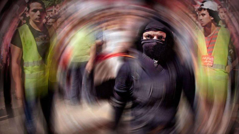 Σέλμα: Η γυναίκα-«νίντζα» της πλατείας Ταχρίρ