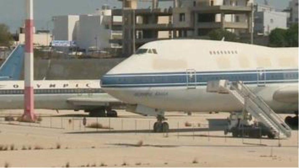 BBC: Πρώτο θέμα τα εγκαταλελειμμένα αεροπλάνα της Ολυμπιακής