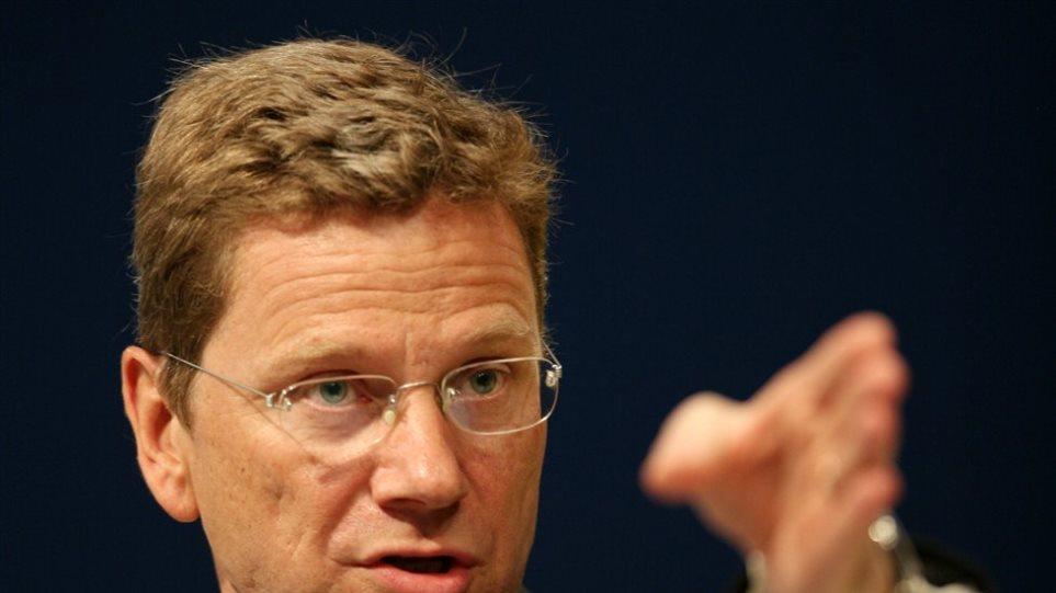 Ανησυχία Βέστερβέλε για τις εξελίξεις στην Αίγυπτο