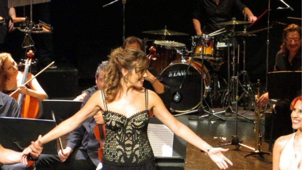 «Μιούζικαλ, αγάπη μου» με την Ευγενία Μανωλίδου στο Κηποθέατρο Παπάγου