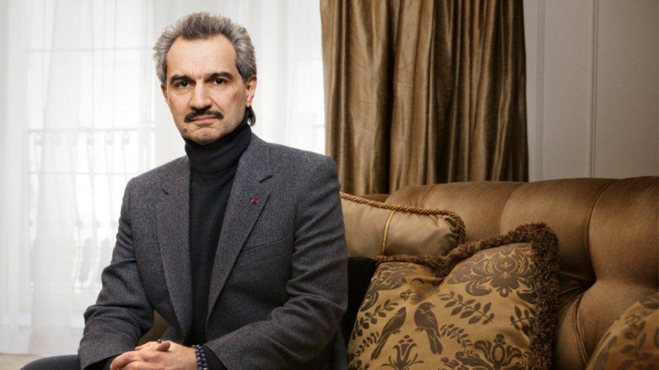 Ποιος είναι ο Σαουδάραβας μεγιστάνας που είδε ο Αντώνης Σαμαράς