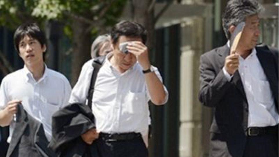 Ιαπωνία: Περισσότεροι από 300 οι νεκροί από τον καύσωνα
