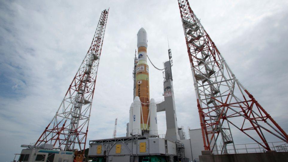 Η Ιαπωνία εκτόξευσε διαστημικό τηλεσκόπιο παρατήρησης