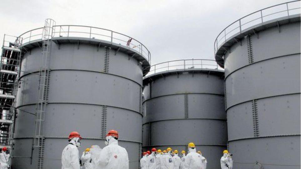 Φουκουσίμα: Καθησυχαστικοί Αμερικανοί ειδικοί για το μολυσμένο με ραδιενέργεια νερό