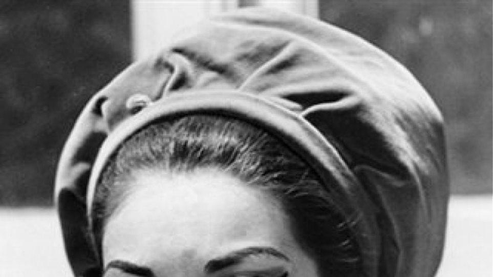 Η Λυρική τιμά την Μαρία Κάλλας