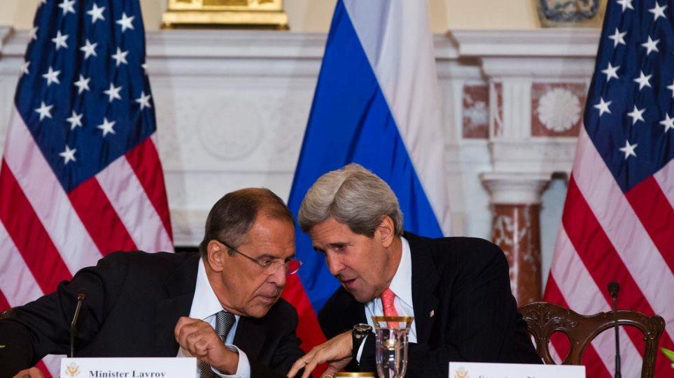 ΗΠΑ - Ρωσία πλησιάζουν σε συμφωνία για το συριακό οπλοστάσιο