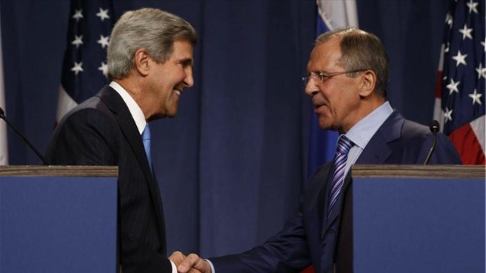 Ενδείξεις «προόδου» στις συνομιλίες Κέρι-Λαβρόφ, βλέπει Αμερικανός αξιωματούχος