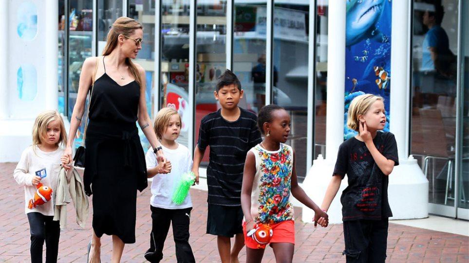 Σπίτι 40.000 δολαρίων την εβδομάδα νοίκιασε η Jolie στο Σίδνεϊ