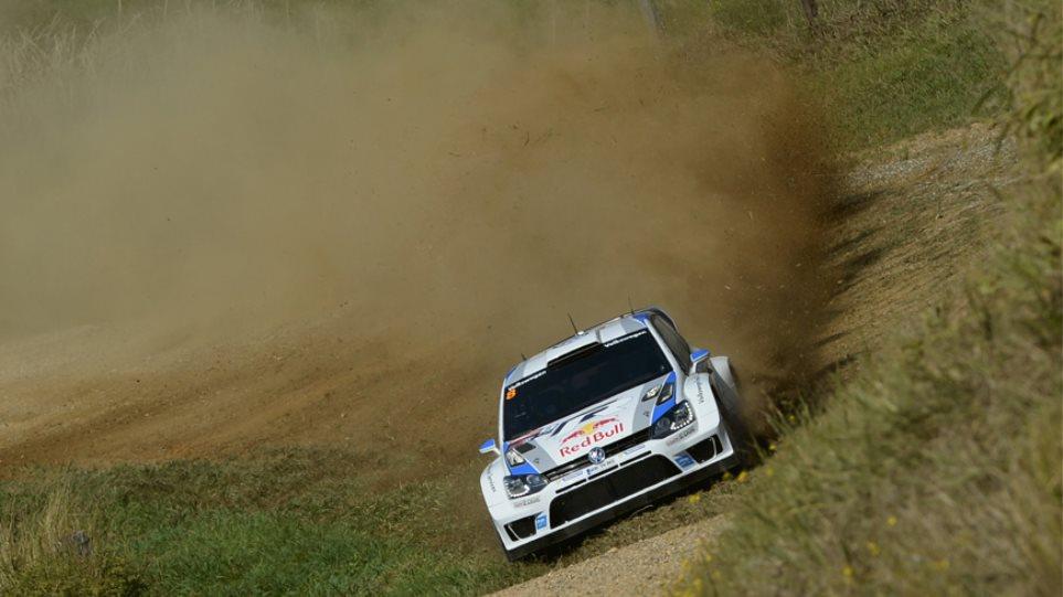 WRC: Νίκησε αλλά δεν... πανηγύρισε ο Οζιέ