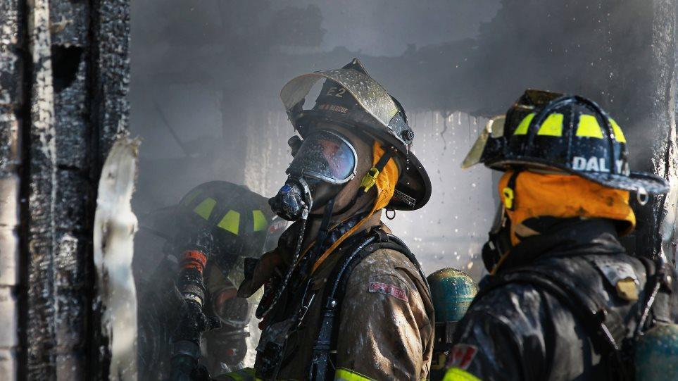 ΗΠΑ: Πέντε παιδιά και ένας άνδρας κάηκαν ζωντανοί από φωτιά σε τροχόσπιτο