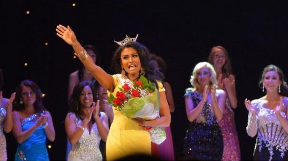 «Μις Αμέρικα ή Μις Αλ Κάιντα;» γράφουν οι Αμερικανοί για την... Ινδή νικήτρια των καλλιστείων