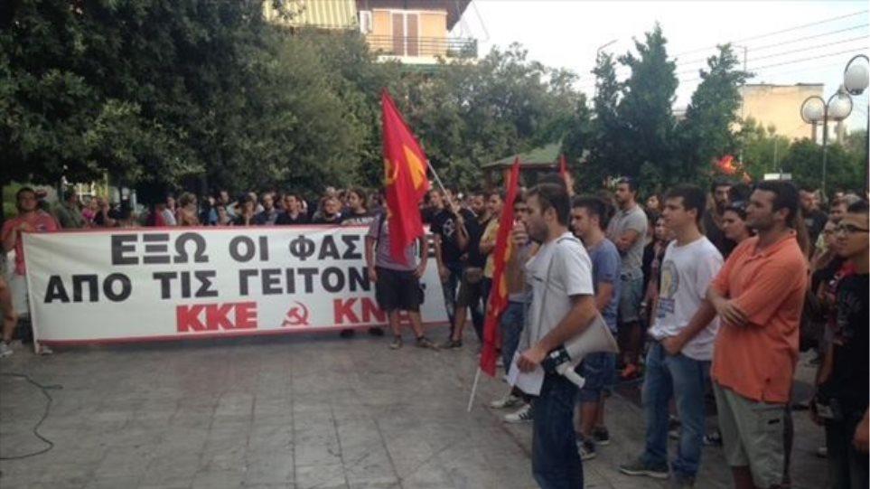 Νέα συγκέντρωση του ΚΚΕ στο Πέραμα κατά της Χρυσής Αυγής την Τρίτη
