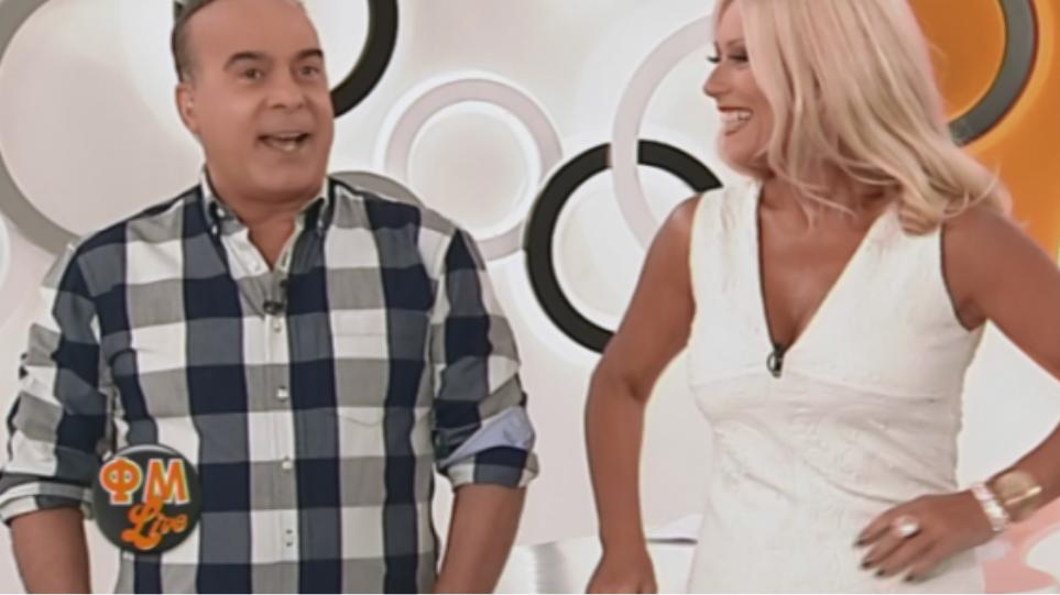 Σεργουλόπουλος – Μπακοδήμου: Πρεμιέρα για το «ΦΜ:Live»