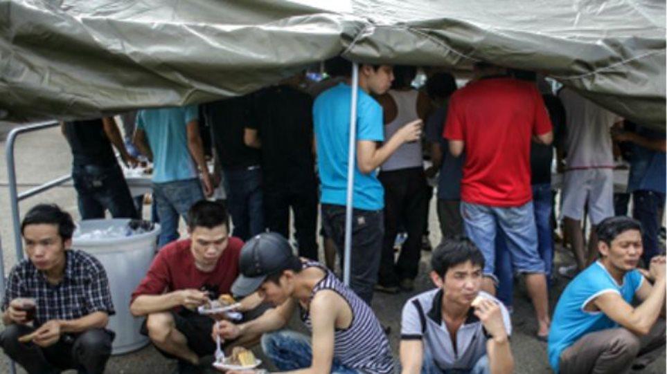 Εκατοντάδες Βιετναμέζοι  λίντσαραν κλέφτες σκύλων