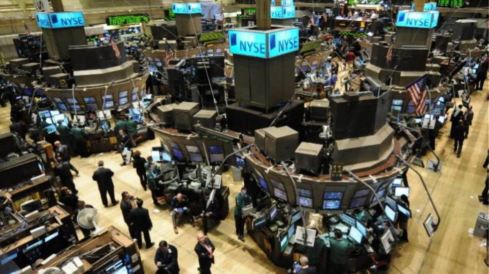 Υψηλότερα έκλεισε η Wall Street