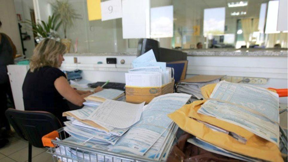Οι εφορίες αναβαθμίζονται με 1.300 προσλήψεις