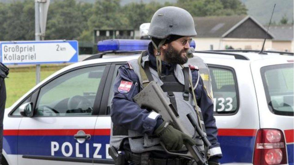 Αυστρία: Άνδρας πυροβόλησε και τραυμάτισε τρεις ανθρώπους