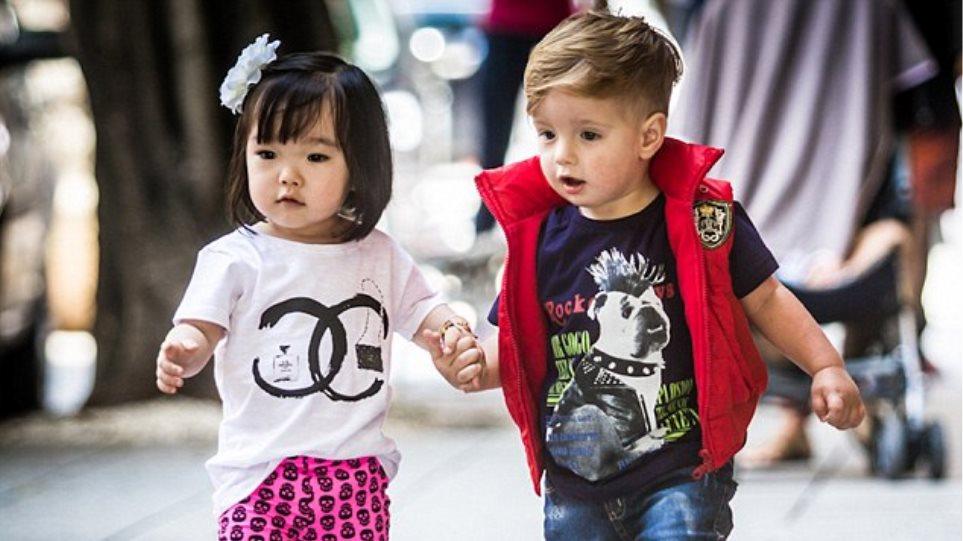 Παιδιά – μοντέλα «ξετρελαίνουν» το Instagram c17eed206c4