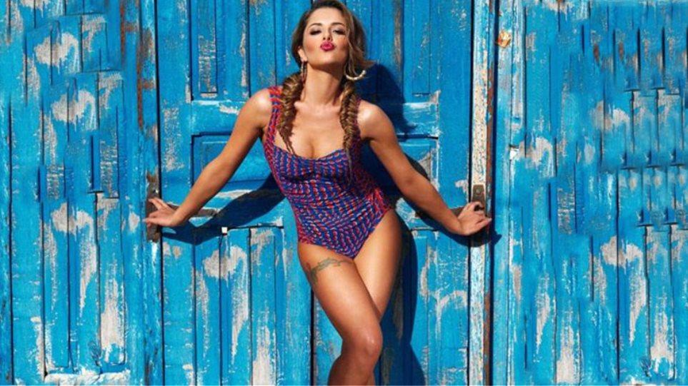 Το σέξι ημερολόγιο της Cheryl Cole