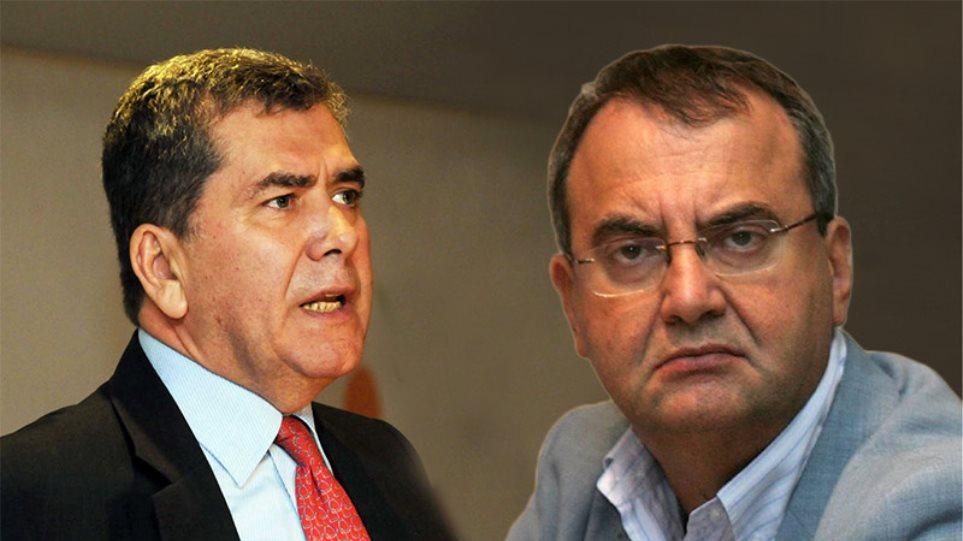 ΣΥΡΙΖΑ - Στρατούλης στηρίζουν Μητρόπουλο για τη φοροδιαφυγή
