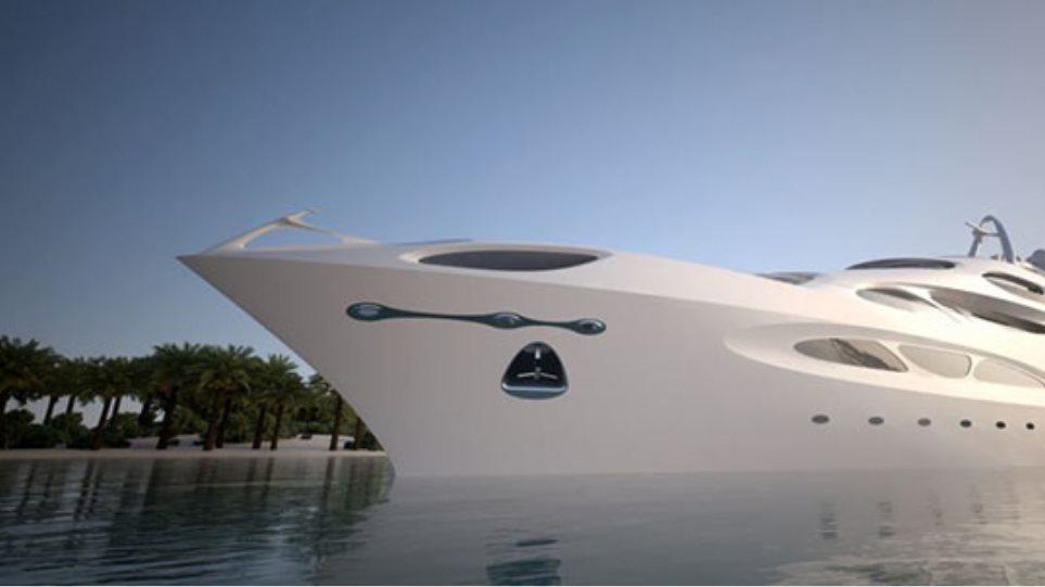 Φωτογραφίες: Τα υπερπολυτελή σκάφη του μέλλοντος