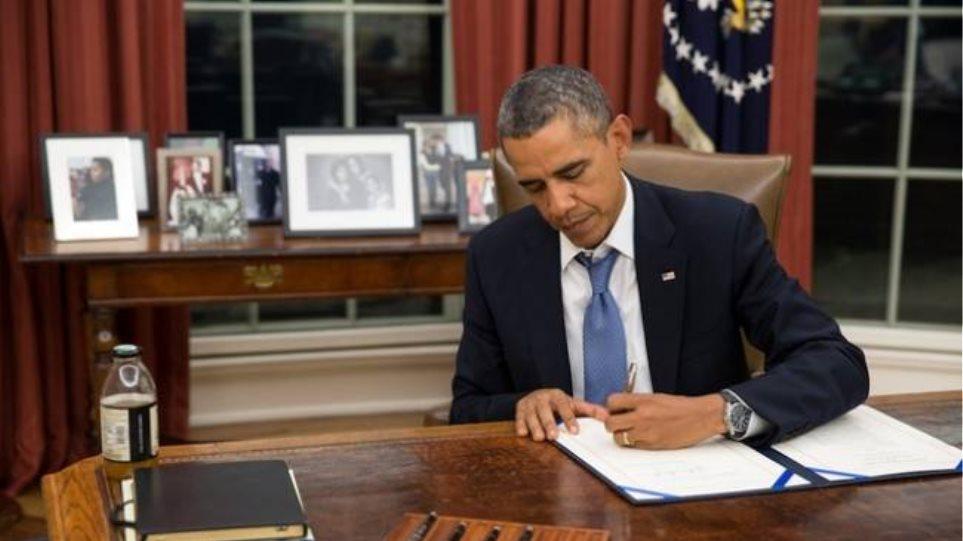 ΗΠΑ:Ο Ομπάμα προσδοκά να επιλυθεί άμεσα το δημοσιονομικό αδιέξοδο