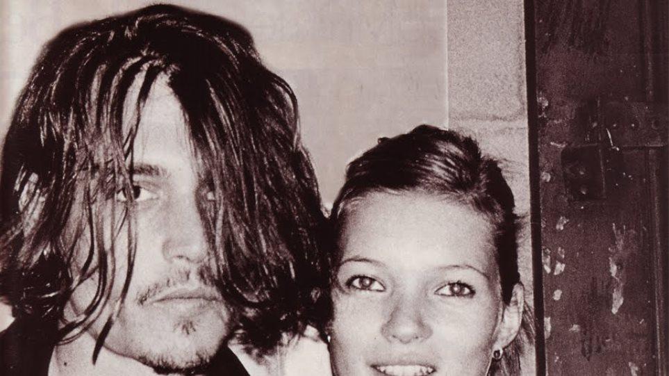Johnny Depp – Kate Moss: Και πάλι μαζί!