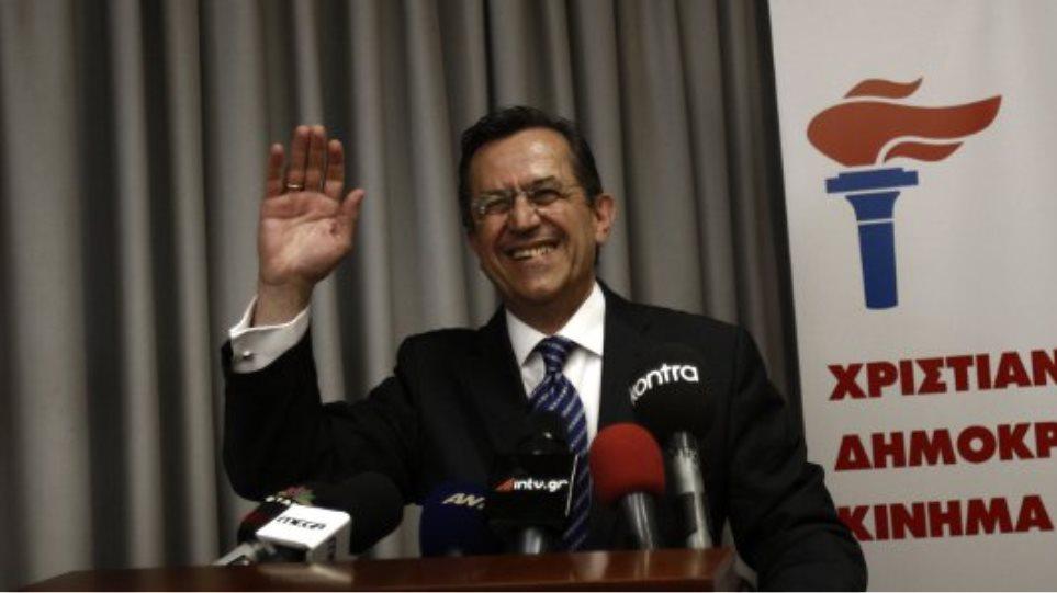 Νικολόπουλος: «Πολιτική η δίωξη του Ηλιόπουλου - Συγκινήθηκα όταν μίλησε για την κόρη του»