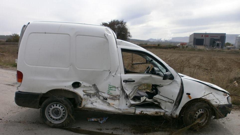 Πτολεμαΐδα: Νεκρός 49χρονος σε τροχαίο δυστύχημα