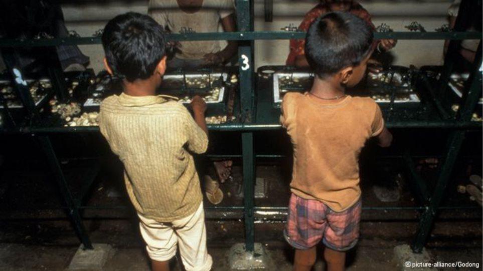 Σκλάβοι σχεδόν 30 εκατομμύρια άνθρωποι ανά την υφήλιο