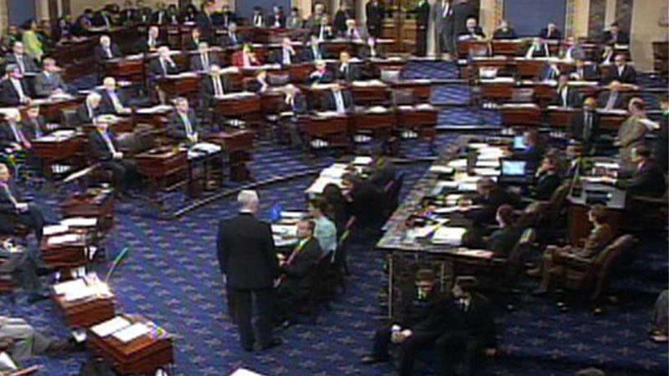 ΗΠΑ: Ξεκίνησε η ψηφοφορία στη Γερουσία για το όριο χρέους