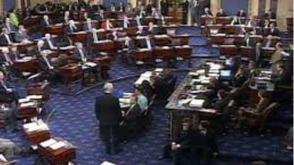 ΗΠΑ: «Πέρασε» από τη Γερουσία το σχέδιο για το χρέος