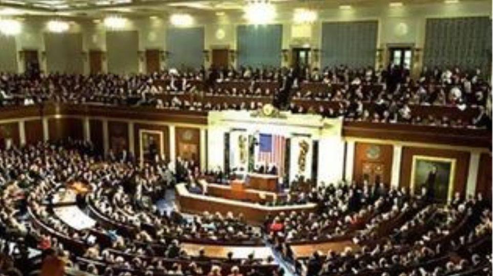 «Πέρασε» το σχέδιο και από την Αμερικανική Βουλή