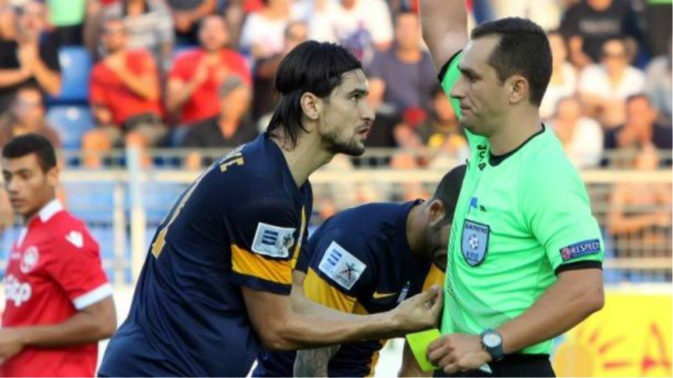 Θετικός σε έλεγχο ντόπινγκ και ποδοσφαιριστής του Αστέρα Τρίπολης