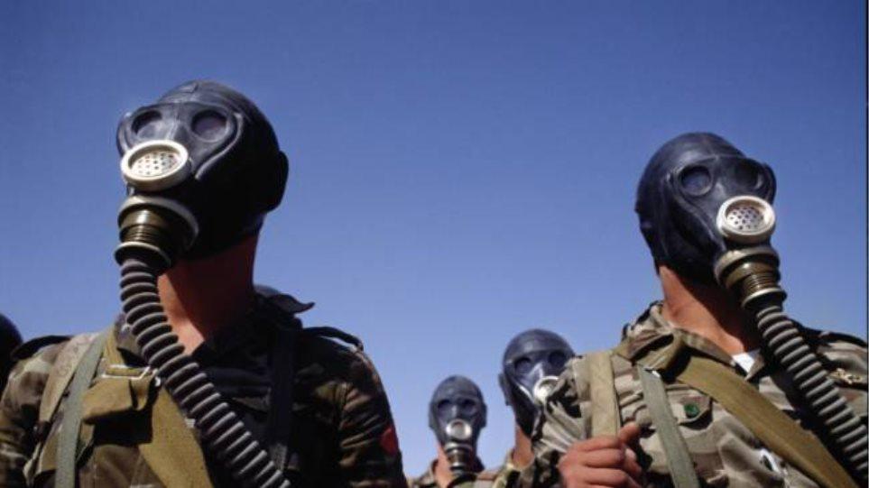 Συρία: Ολοκληρώθηκε η επιθεώρηση των μισών εγκαταστάσεων χημικών όπλων