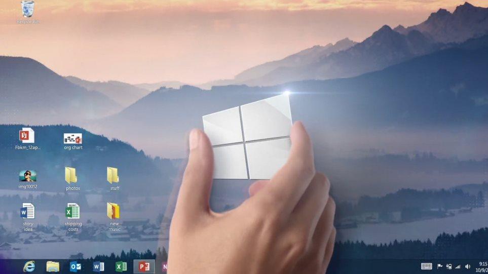 Διαθέσιμη για «κατέβασμα» η ανανεωμένη έκδοση 8.1 των Windows της Microsoft