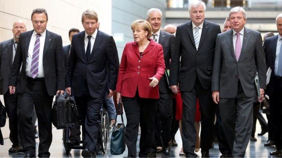 Μεγάλος συνασπισμός στη Γερμανία - Ποια είναι τα «αγκάθια»
